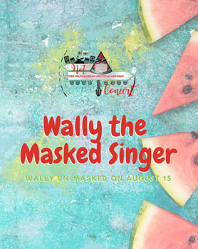 Wally The Watermelon Masked Singer